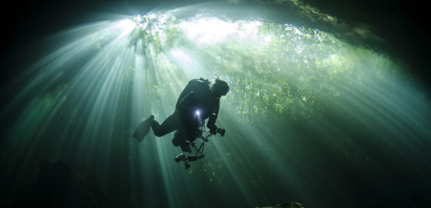 Spectacular Cavern Diving in Mexico – teaser